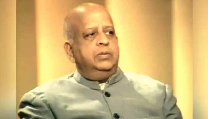 जयपुर: पूर्व चुनाव आयुक्त टीएन शेषन का निधन, CM गहलोत ने जताया शोक