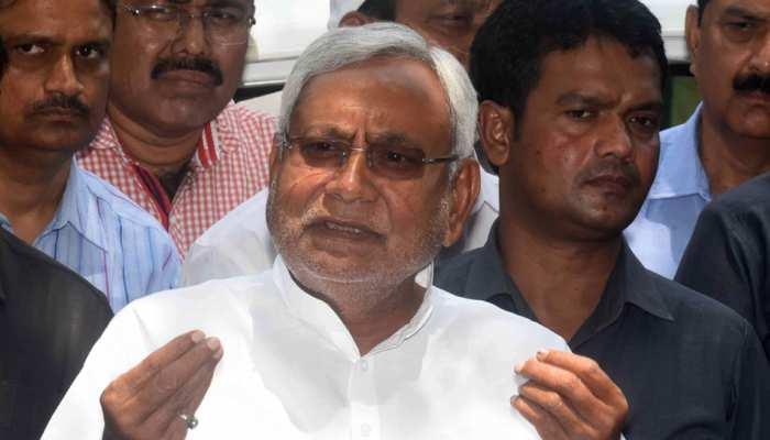 महाराष्ट्र राजनीति पर नीतीश कुमार ने कहा- 'वो जाने, इससे हमको क्या मतलब'