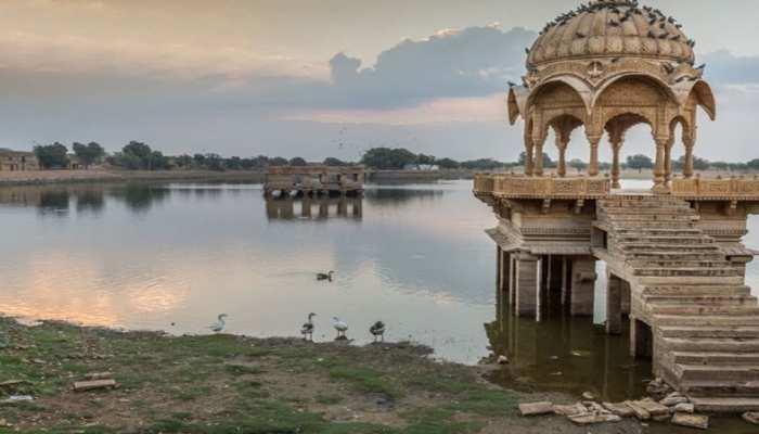 दांव पर लगी जैसलमेर की खूबसूरती, बेखबर बनकर बैठा पर्यटन विभाग