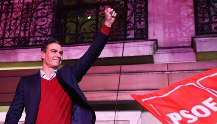 स्पेन में दक्षिणपंथी उभार के बीच सोशलिस्ट पार्टी की जीत