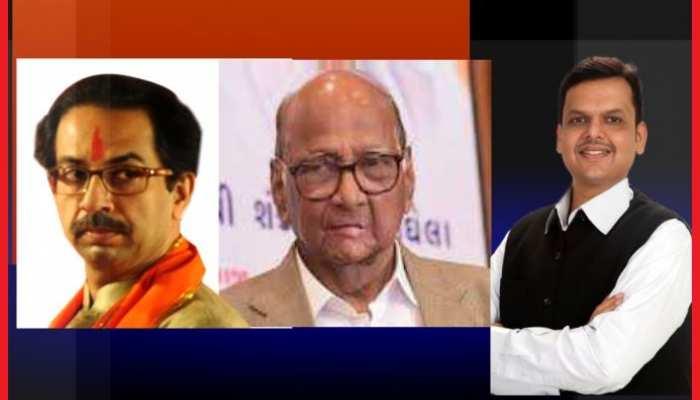 महाराष्ट्र में जनादेश का बन रहा मजाक! लगातार जारी है 'सियासी ड्रामा'