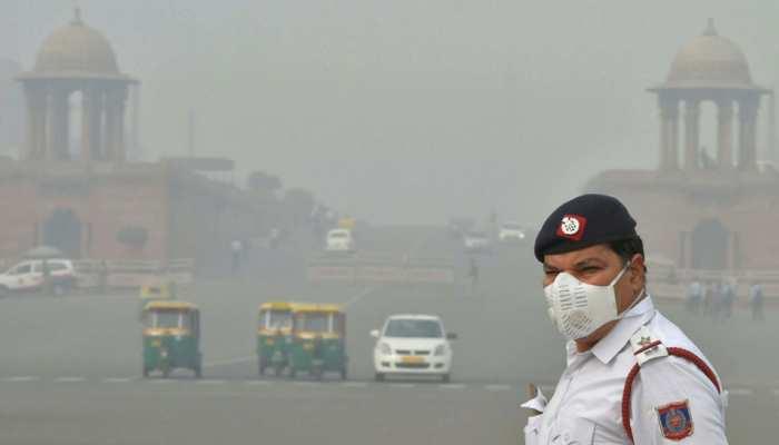 दिल्ली में फिर खतरनाक स्तर पर पहुंचा प्रदूषण, हवा की गुणवत्ता बेहद खराब