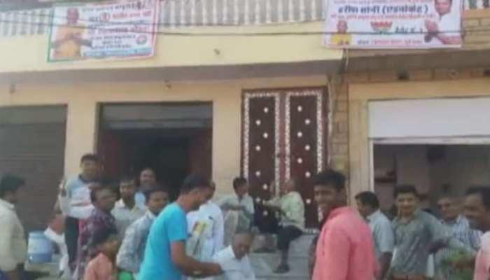 राजस्थान निकाय चुनाव 2019: वोटरों को रिझाने में जुटे प्रत्याशी, अपनाई ये तरकीब