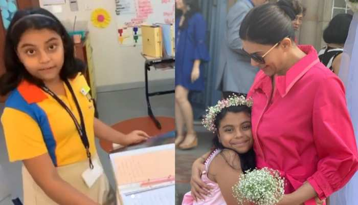 VIRAL VIDEO: छोटी बेटी ने एडॉप्शन पर लिखा खत! सुनते ही रो पड़ीं सुष्मिता सेन