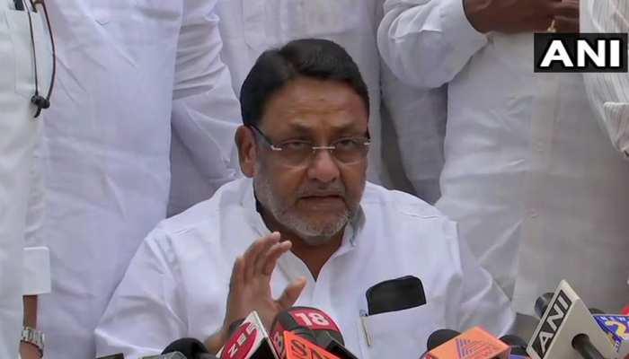 महाराष्ट्र: NCP का दावा- राज्यपाल ने राष्ट्रपति शासन की सिफारिश नहीं की, हमारे पास अभी भी वक्त