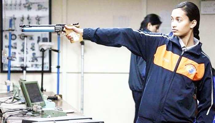 OMG: जिम्नास्टिक, बैडमिंटन, स्नूकर के बाद आजमाया शूटिंग में हाथ, जीत लाई ओलंपिक कोटा