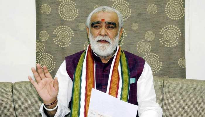 पटना: महाराष्ट्र में राष्ट्रपति शासन पर अश्विनी चौबे बोले- ईश्वर शिवसेना को सद्बुद्धि दे