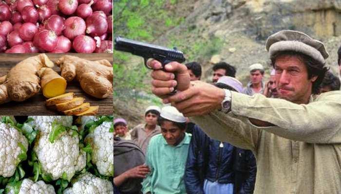 पाकिस्तान में त्राहि-त्राहि: मीट 900 रुपए किलो, गोभी 150 तो अदरक 500 के पार