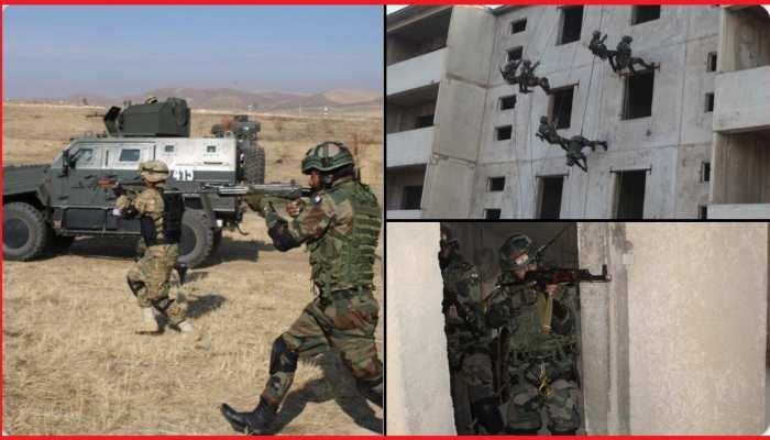 उज़्बेकिस्तान में पाकिस्तान के विनाश का 'सैन्य ट्रेलर'! पिक्चर दिखाएगा हिंदुस्तान