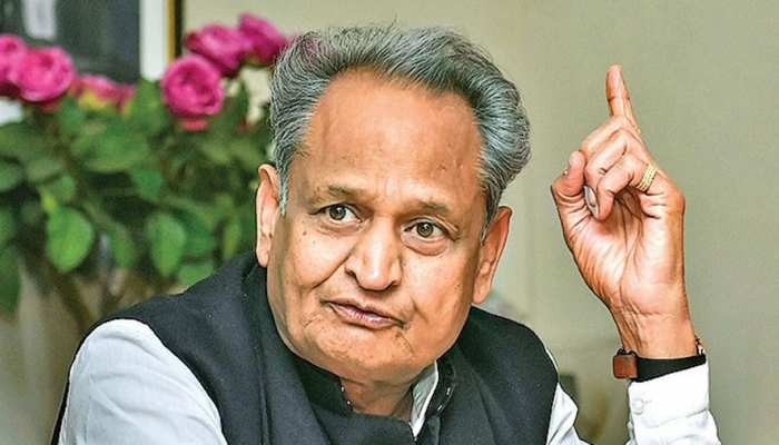 राजस्थान के मुख्यमंत्री गहलोत ने बचाई महाराष्ट्र में कांग्रेस की लाज