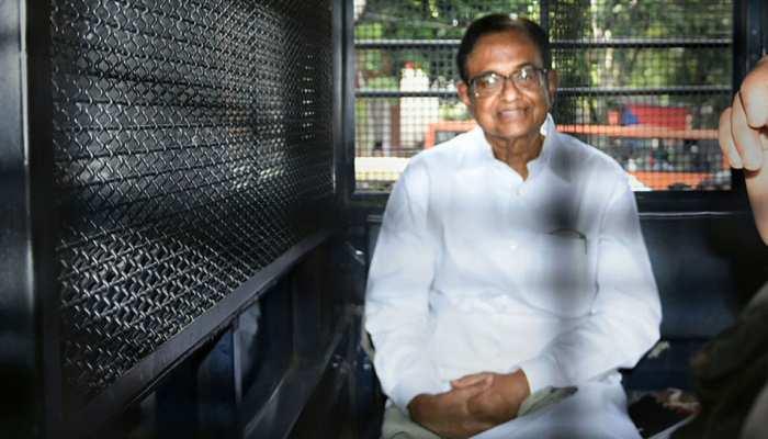 INX मीडिया मामला: चिदंबरम की न्यायिक हिरासत 27 नवंबर तक बढ़ी
