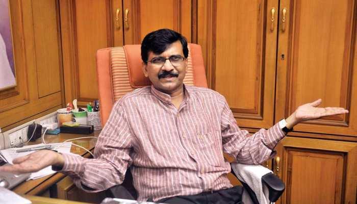 महाराष्ट्र के सियासी संकट पर संजय राउत ने लिखा, 'अब हारना और डरना मना है'