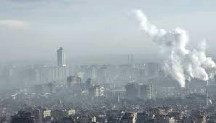 पटना: प्रदूषण से बिगड़े राजधानी के हालात, एयर क्वालिटी इंडेक्स पहुंचा 268