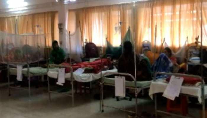 रांची में कम नहीं हो रही डेंगू के मरीजों की संख्या, एक की मौत