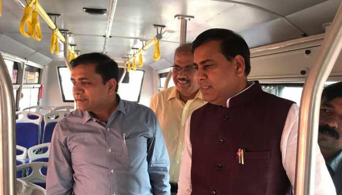 पटना एयरपोर्ट से परिवहन विभाग ने शुरू की बस सर्विस, यात्रियों को मिलेगी राहत