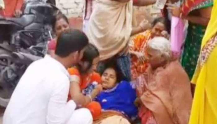 पटना: 72 घंटों के बाद भी गंगा से नहीं बरामद हुआ रोहित का शव, परिजनों ने किया हंगामा