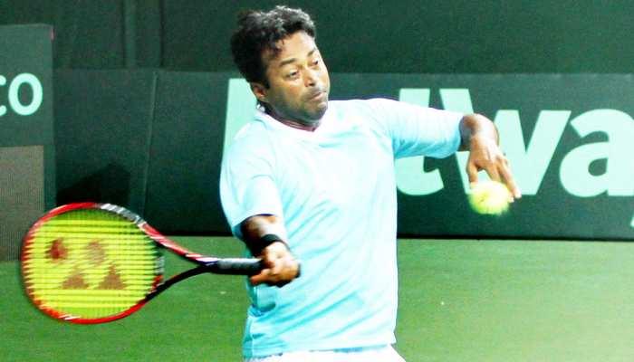 Davis Cup: लिएंडर पेस की भारतीय टीम में वापसी, पाकिस्तान से मुकाबले के लिए चुने गए