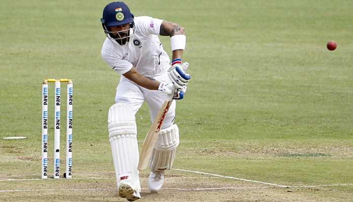 IND vs BAN Indore Test: विराट 2 ही गेंद में 0 पर आउट हुए, रिव्यू में गंवाया विकेट