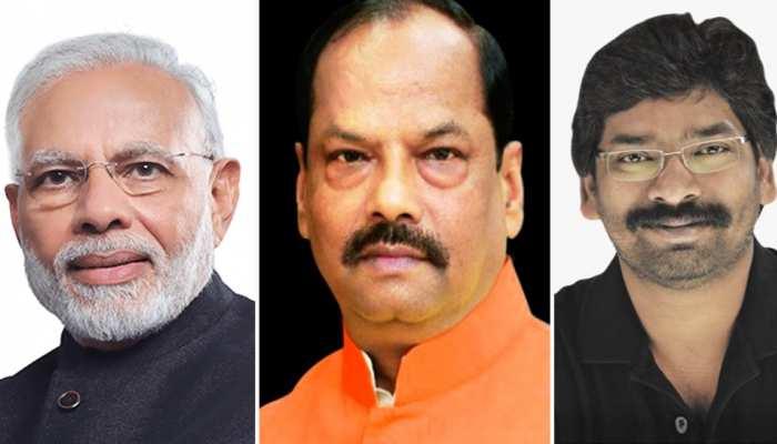 झारखंड ने पूरे किए स्थापना के 19 साल, PM मोदी, CM रघुवर, हेमंत सोरेन ने दी बधाई