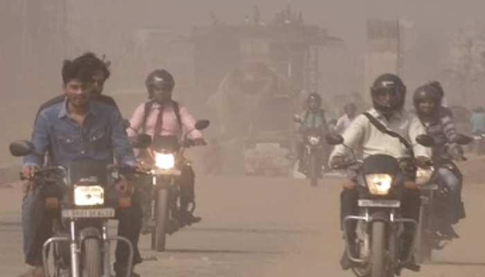 पटना में जारी एयर पॉल्यूशन पर बोले अशोक घोष- 'पूरे ठंड बनी रहेगी ऐसी स्थिति'