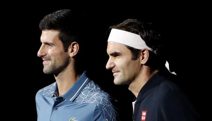 ATP finals: पहला मैच हारकर भी सेमीफाइनल में पहुंचे फेडरर, जोकोविच को हराया