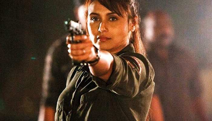 Rani Mukherjee most awaited film Mardaani 2 is trending on youtube
