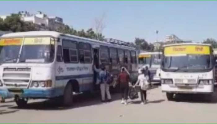 जयपुर: मंत्री प्रतापसिंह से मिला रोडवेज कर्मचारी यूनियन, रखी भ्रष्ट्राचार खत्म करने की मांग