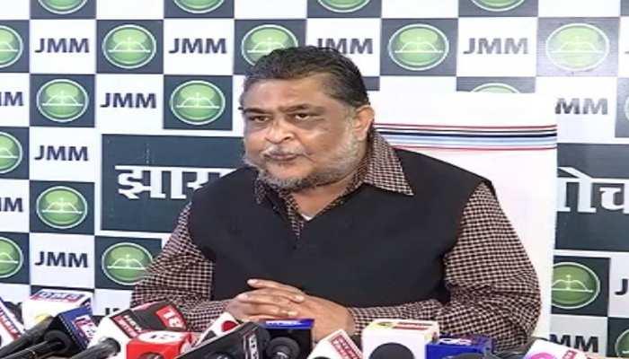 रांची: JMM ने BJP पर लगाए गंभीर आरोप, कहा- सरकार भ्रष्टाचारियों का दे रही साथ