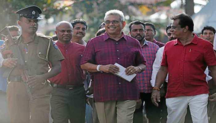 श्रीलंका: राष्ट्रपति चुनाव के शुरुआती रुझानों में गोतबया राजपक्षे सबसे आगे
