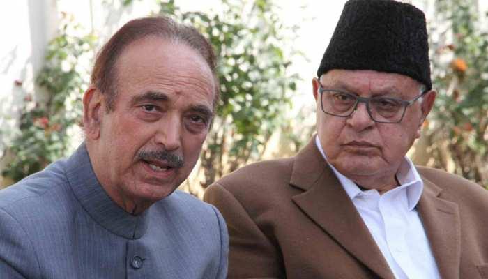 सर्वदलीय बैठक में सभी विपक्षी दलों की मांग, फारूक अब्दुल्ला को मिले संसद सत्र में शामिल होने की अनुमति