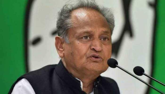 CM गहलोत ने केंद्र की आर्थिक नीतियों पर उठाए सवाल, बोले- मीडिया को दबाव में रखा है