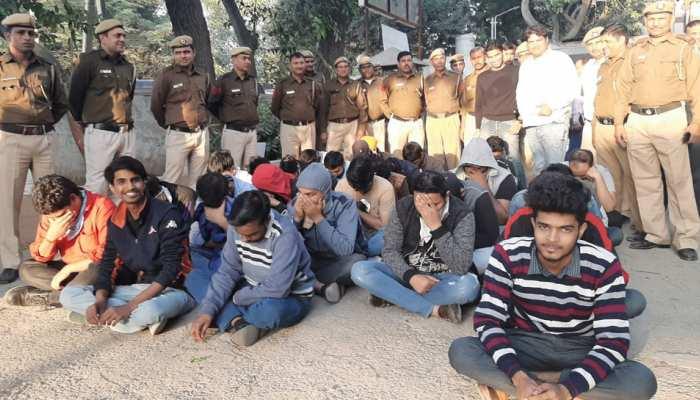 दिल्ली पुलिस ने एक कॉल सेंटर पर छापा मार 30 लोगों को गिरफ्तार, जानिए क्या है पूरा मामला