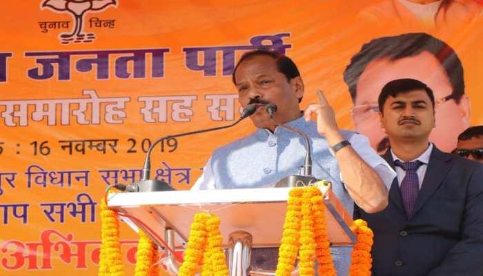 झारखंड चुनाव: सीएम रघुवर दास आज करेंगे नॉमिनेशन, पहले मंदिर जाकर लेंगे आशीर्वाद
