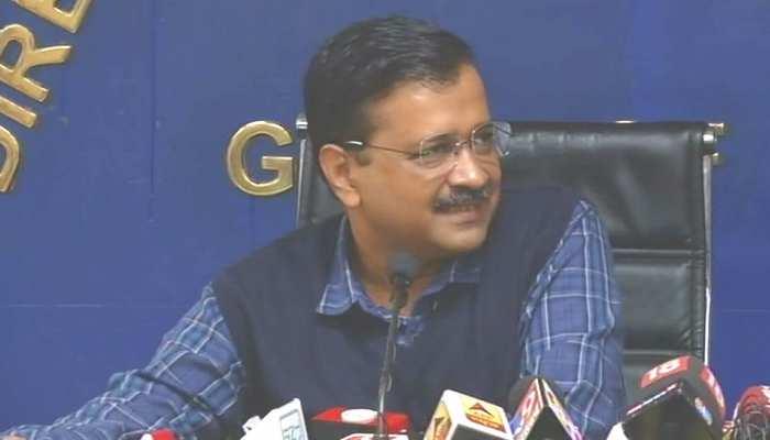 CM केजरीवाल बोले- दिल्ली का आसमान साफ, इसलिए ऑड-ईवन की कोई जरूरत नहीं