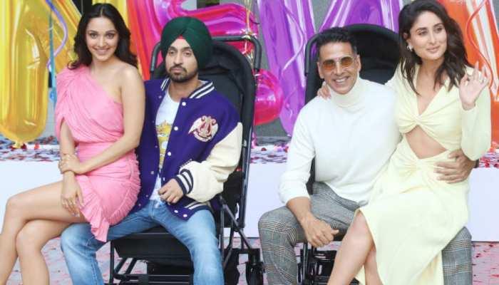 ट्रेलर रिलीज इवेंट में अक्षय कुमार बोले- 'यह गुड न्यूज़ किसी के घर में ना आए'
