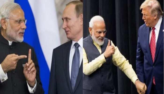 पैसे के बल पर रुस-अमेरिका दोनो को संभाल लेगा भारत