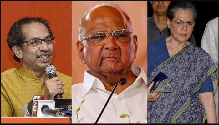 महाराष्ट्र: शिवसेना, एनसीपी और कांग्रेस में फाइनली 'डील डन' !