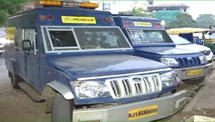जयपुर: नई तकनीक से लैश होगी बैंक कैश को ATM तक ले जाने वाली वैन