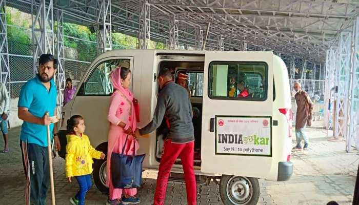 माता वैष्णो देवी श्रद्धालुओं के लिए अच्छी खबर, श्राइन बोर्ड ने बैटरी कारों में दी यह सुविधा