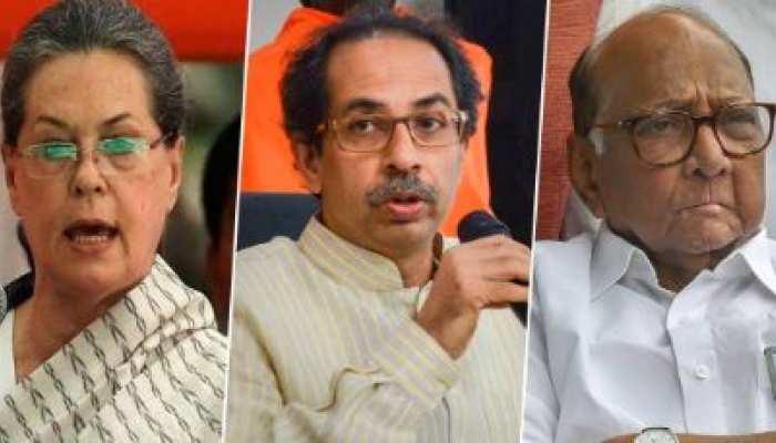शरद पवार के घर मीटिंग, कांग्रेस ने दिए शिवसेना के साथ जाने के संकेत