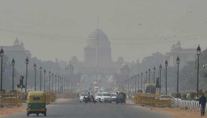 फिर जहरीली हो रही दिल्ली-एनसीआर की हवा, वायु प्रदूषण का स्तर 'बहुत खराब'