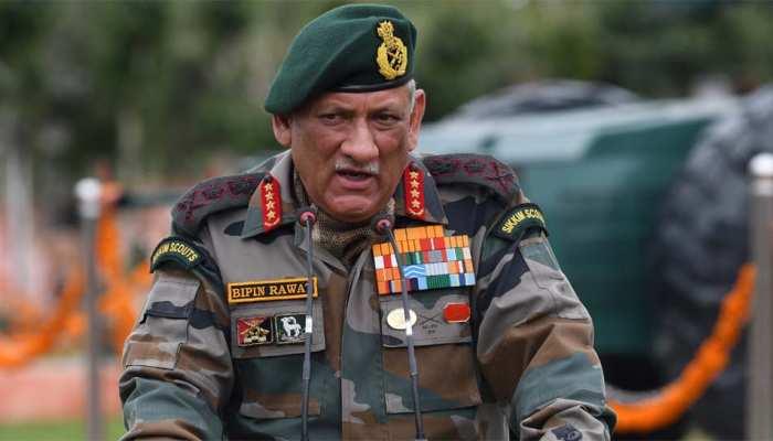 भारतीय सेना हमेशा दिव्यांगता पेंशन के पक्ष में: जनरल बिपिन रावत