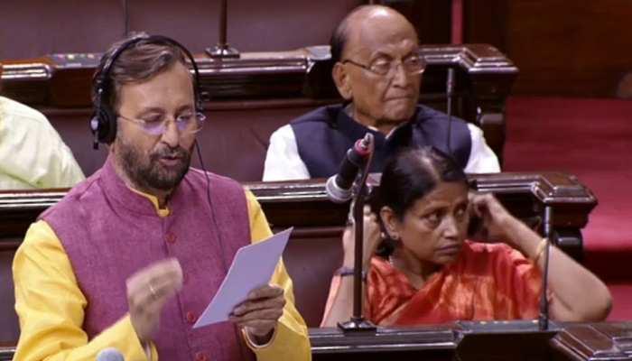 दिल्ली-एनसीआर में बढ़ते प्रदूषण को लेकर राज्यसभा में 2 बजे चर्चा, पर्यावरण मंत्री देंगे बयान