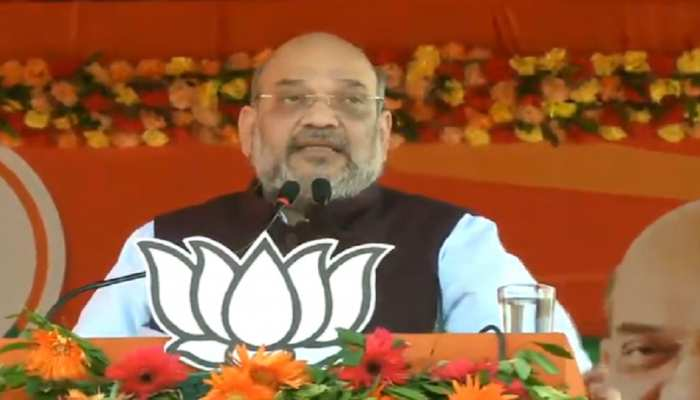 झारखंड चुनाव: अमित शाह का JMM-कांग्रेस पर निशाना, पूछा- 10 साल की सत्ता में क्या किया?