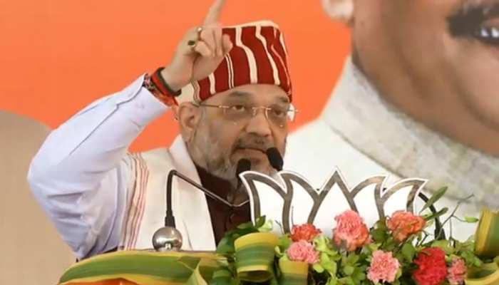 झारखंड चुनाव: अमित शाह ने कहा- रघुवर दास के नेतृत्व में विकास हुआ,आपका 1-1 वोट कीमती