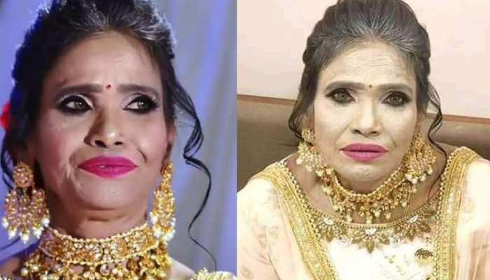 Ranu Mondal Makeup Artist Share Video on Social Media