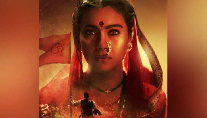 Historical film Tanaji poster release Kajol look from film out