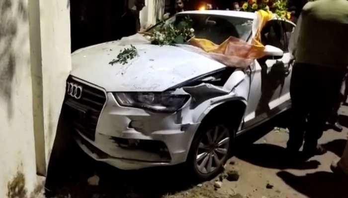 जमशेदपुर: चालक को पड़ा मिर्गी का दौरा और कार बारातियों पर चढ़ गई, बच्चे की मौत, 8 घायल