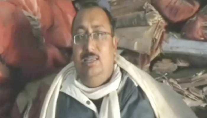 बिहार: निर्वाचन शाखा की करतूत, जेल जा चुके शख्स को बनाया दिव्यांग मतदाताओं का आइकन