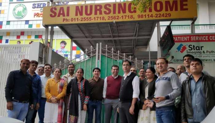 दिल्ली: भ्रूण की लिंग जांच करने वाले नर्सिंग होम का भंडाफोड़